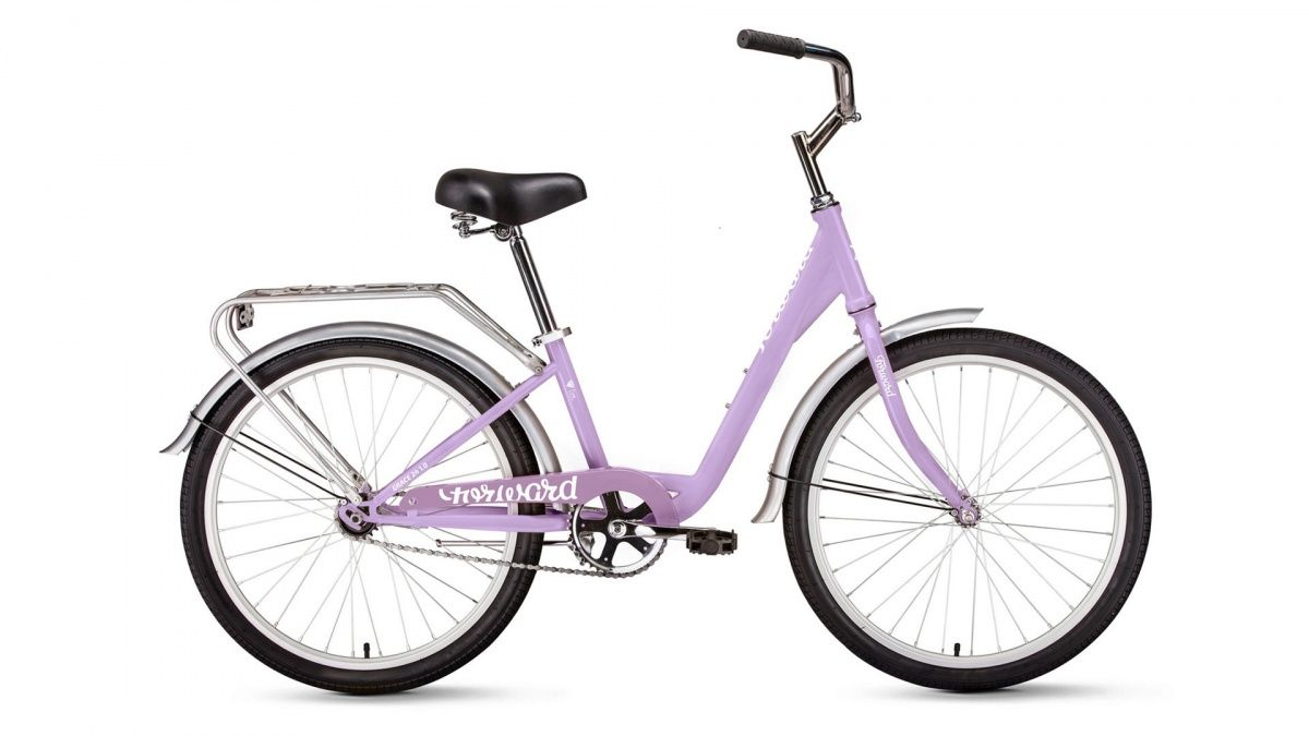 Велосипед Forward Grace 24 (2020) lilac/white